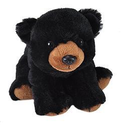 Black Bear Cuddlekin 8 by Wild Republic