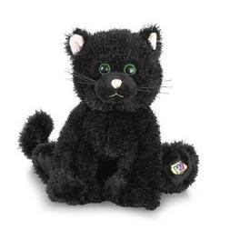 Webkinz BLACK CAT Plush Stuffed Animal Toy by Ganz NEW Unuse