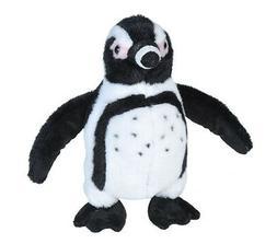 Wild Republic Black Footed Penguin Plush, Stuffed Animal, Pl