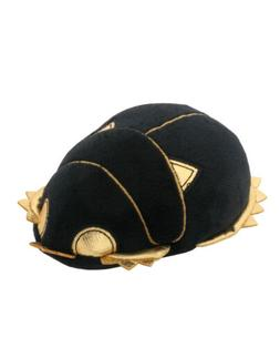 YTC Black and Gold Egyptian Pyramid Scarab Small Soft Plush