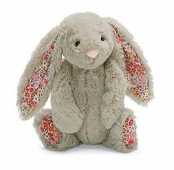 Jellycat Blossom Posy Bunny, Medium, 12 inches