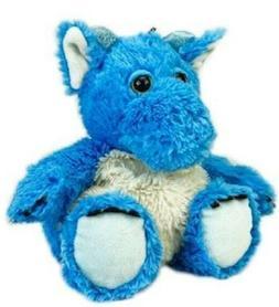 Intelex Blue Dragon Plush Warmies Scented with Lavender