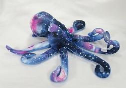 BLUE OCTOPUS-Fiesta Plush Stuffed Animal Universe Galaxy Spa
