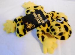 """24k Beanie Boppers Blue Spotted Tree Frog 8"""" Stuffed Animal"""