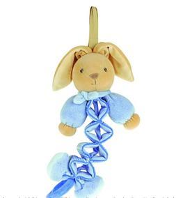 Kaloo Blue Zig Musical Rabbit