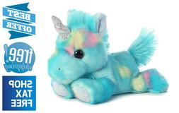Blueberryripple-Unicorn Plush Cuddly Stuffed Animal All Age