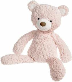 """Mary Meyer Blush Putty Bear 20"""" Soft Pink Plush Stuffed Anim"""