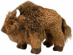 """BODI the BUFFALO by Douglas Cuddle 8"""" stuffed plush animal t"""