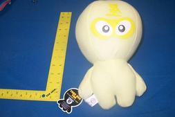 "BOK CHOY BOY STAR Plush Toy 10"" Stuffed Animal New With Tags"