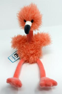 """Jellycat Bonbon Flamingo Pink Plush 10"""" Soft Toy Stuffed Ani"""