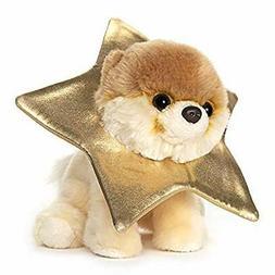 Boo World's Cutest Dog Shooting Star Plush Stuffed Animal Po