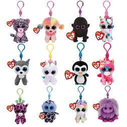 Ty Boos Big Eyes Plush <font><b>Keychain</b></font> Toy Doll