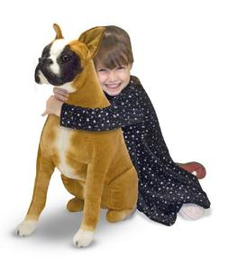 Boxer Plush Stuffed Animal