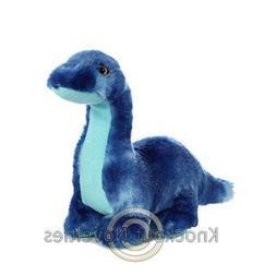 9 Inch Brachiosaurus Dinosaur Plush Stuffed Animal with Roar