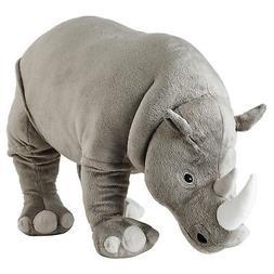 Brand new IKEA DJUNGELSKOG Rhino Soft Stuffed Animal Plush T
