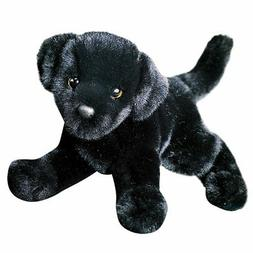Brewster Black Lab 12 by Douglas Cuddle Toys