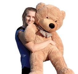 "Joyfay® 47"" 120 cm Brown Giant Teddy Bear Big Huge Stuffe"