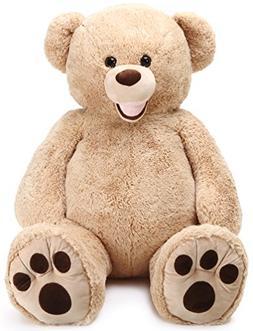 Brumsfeld the Bear | 5 Foot  Stuffed Animal Jumbo Big Lifesi