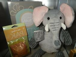 Scentsy Buddy RETIRED Ollie the Elephant Stuffed Animal 15""