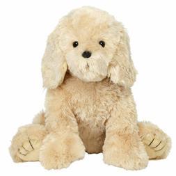 JOON Buddy Super Plush Stuffed Dog, Golden Cream, 15 Inches