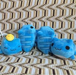 Bugcat Capoo Cosplay Blue Cute <font><b>Cat</b></font> Toy <