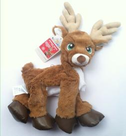 Build-A-Bear Workshop Christmas Santa's Reindeer UN-STUFFED