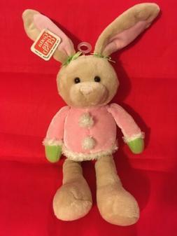 Gund bunny Rabbit Easter Spring Stuffed Plush Pink