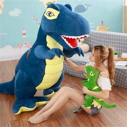 Cartoon Dinosaur Plush Toys <font><b>Giant</b></font> Tyrann