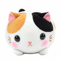 Amuse Cat Plushie Super Soft Squishy Stuffed Animal Japan Wh