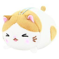 Amuse Cat Plushie Super Soft Squishy Stuffed Animal Japan Mo