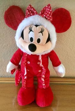 Disney Characters Stuffed Animals Baby Minnie Mouse Floppy F