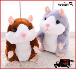 Cheeky Hamster Talking Pet Soft Toy <font><b>Cute</b></font>