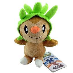 Generic Chespin Harimaron Pokemon X Y Starter Plush Toy Spin