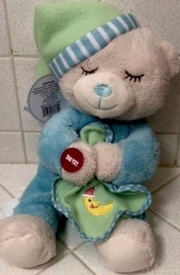 childrens baby boy praying bear stuffed animal