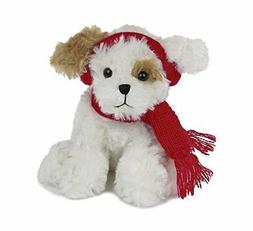 Bearington Chilly Plush Stuffed Animal Dog, 6""