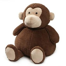 GUND Chub Monkey Jumbo Stuffed Animal Plush, Brown, 28""