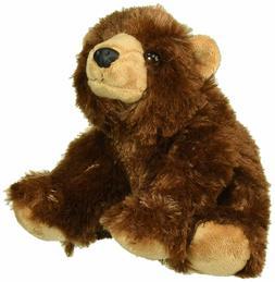 Wild Republic Brown Bear Plush, Stuffed Animal, Plush Toy, G