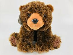 12 Inch CK Grizzly Bear Plush Stuffed Animal by Wild Republi