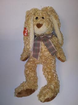 "Ty Classic Thatcher Bunny NEW  18"" Plush Stuffed Animal"