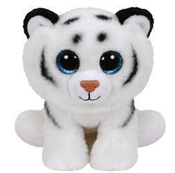 Ty Beanie Baby Classic - Tundra the White Tiger Large Plush