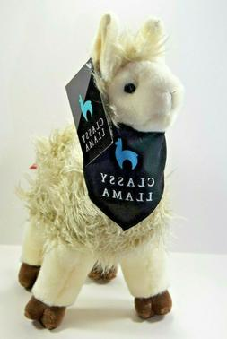 Douglas Classy Llama Stuffed Animal Plush Toy 2019 Limited E