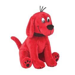"""CLIFFORD BIG RED DOG - Stuffed Clifford - Douglas Toys - 7"""""""