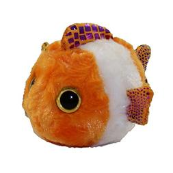 Clownee Fish Mini Yoohoo 3 inch - Stuffed Animal by Aurora P