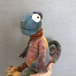 Jellycat Colin Chameleon Stuffed Animal, 13 inches Plush Cut