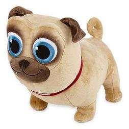 Disney Collection Puppy Dog Pals Rolly 13 Inch Medium Plush
