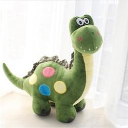 Colorful Plush Dinosaur Pillow Cushion <font><b>Stuffed</b><