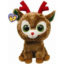 Ty Beanie Boos Buddies Comet - Reindeer