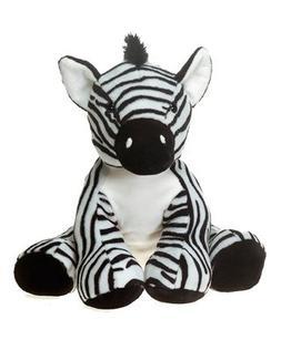 "Comfies Bean Bag Zebra Large 14.5"" by Fiesta"