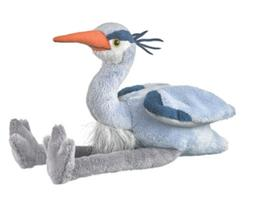 11 Inch Conservation Critter Great Blue Heron Stuffed Animal