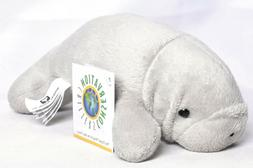 9 Inch Conservation Critter Manatee Plush Stuffed Animal by